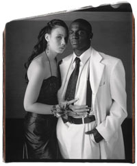 Image 02: Samantha Monte and Khalil Samad, Staten Island, New York
