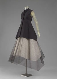 Image 07: Evening Jacket and Skirt