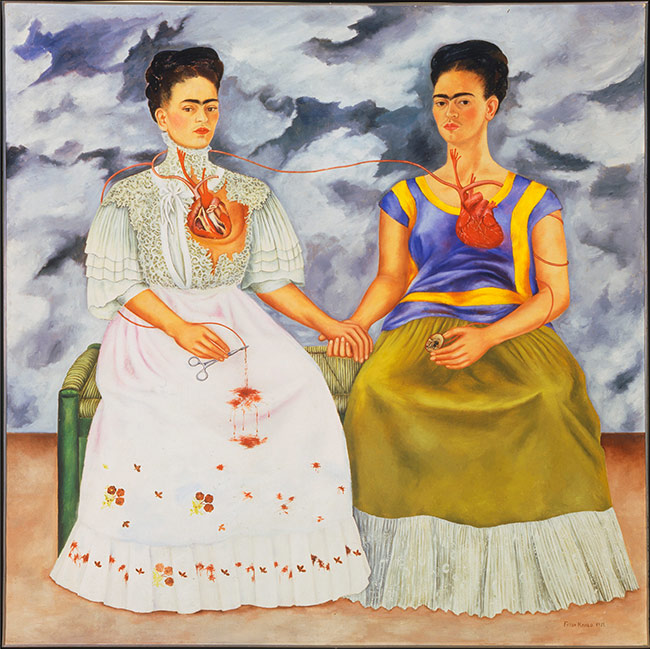 The Two Fridas