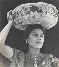Woman of Tehuantepec