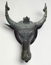 Buffalo-Headed Bhuta