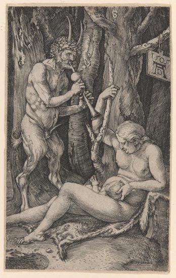 The Satyr Family