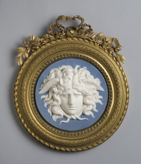 Medallion with the Head of Medusa