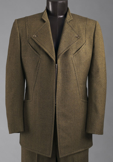 Man's Suit: Jacket and Trousers