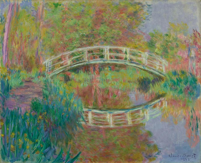 Japanese Footbridge, Giverny