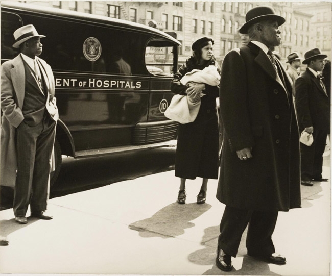 Untitled (Harlem Ambulance)