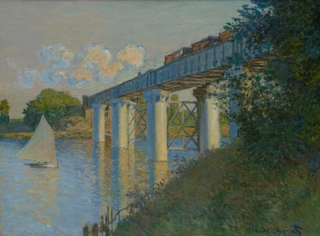 Railroad Bridge, Argenteuil