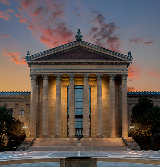 Philadelphia Museum of Art, Main Building