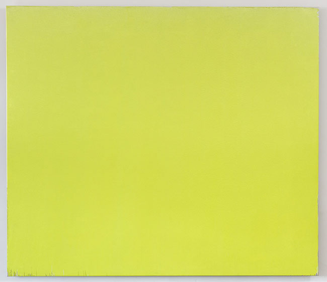 Yellow Painting, 2011