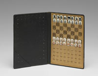 Image 03: Pocket Chess Set