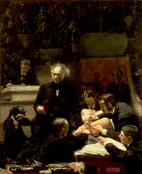 Image 04: Portrait of Dr. Samuel D. Gross (The Gross Clinic)