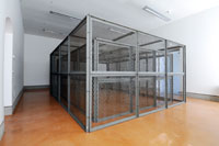 Image 10: Double Steel Cage Piece