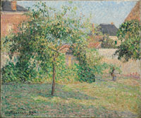 Image 02: Apple Tree in the Meadow, Eragny