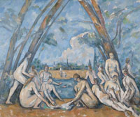 Image 02: The Large Bathers