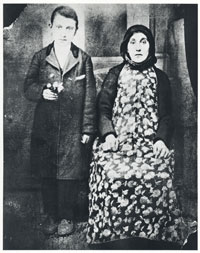 Image 19: Gorky and his mother