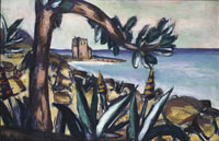 Image #20: Seascape with Agaves and Old