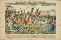IMAGE 01: The Battle of Waterloo, June 18, 1815
