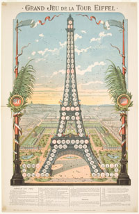 IMAGE 07: The Big Eiffel Tower Game