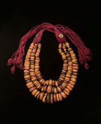 Image 12: Three strand necklace