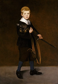 Image 04: Boy with a Sword