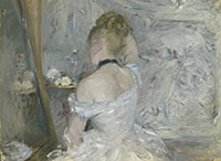 Image 09: Woman at Her Toilette