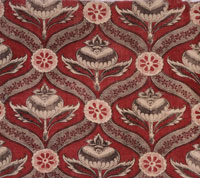 Image 01: Printed Textile