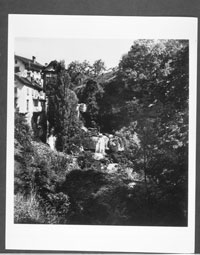 Image 04: Swiss Landscape with Waterfall (I)
