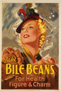 Image 10: Take Bile Beans for Health, Figure & Charm