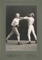 IMAGE 05: Untitled (Boxing Pose)