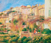 Image 12: Terrace in Cagnes