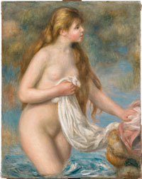 Image 06: Bather