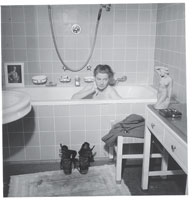 Image #12: Lee Miller in Hitler's bath