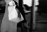 Image 02: Hand/Paper Bag, Flashed