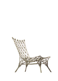 Image 03: Cappellini Knotted Chair