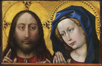 Image 02: Christ and the Virgin