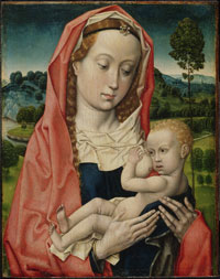 Image 03: Virgin and Child