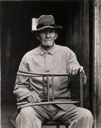 Image 08: Man Carving Chair II, Mr. Bolster, Vermont