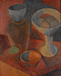 Image 05: Still Life with Bowls and a Jug