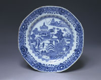 Image #4: George Washington Plate