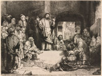 Image 13: Christ Preaching (