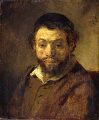 Image 06: Portrait of a Young Jew