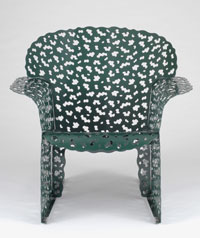 Image 04: Topiary Lounge Chair