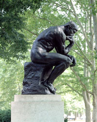 Image 01: The Thinker