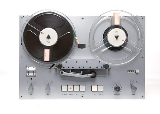 TG 60 Tape Recorder, 1965, by Dieter Rams (German,