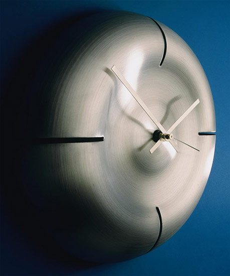 Gyro Wall Clock