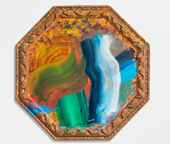 Keith and Kathy Sachs, 1988–92, by Howard Hodgkin