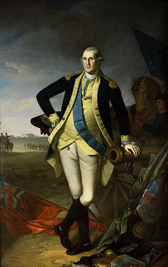 George Washington at Princeton