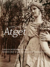 Looking at Atget