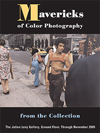 Mavericks of Color Photography