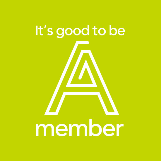 It�s good to be A member